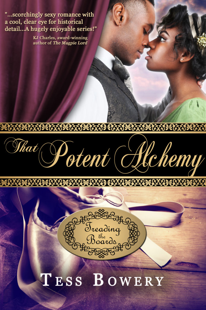 That Potent Alchemy Cover